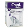MASSA CORRIDA BRANCA CORAL 3.6L