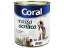 MASSA ACRILICA BRANCA CORAL 900M